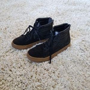 Little Boys Vans Shoes
